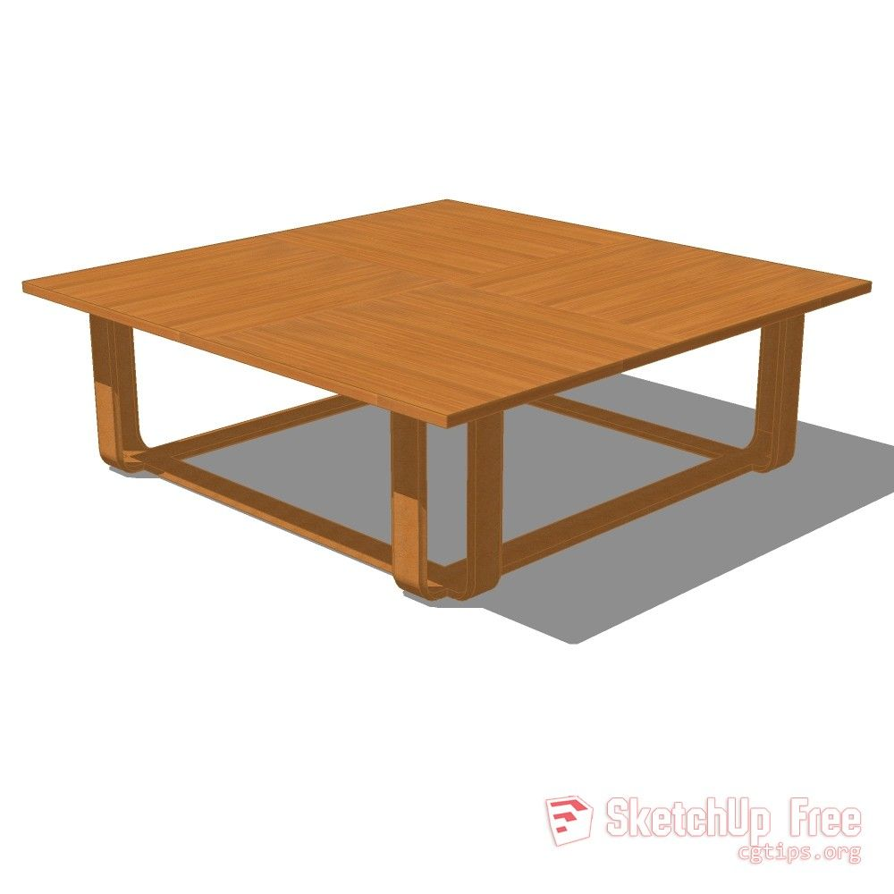 31 Table Sketchup Model Free Download