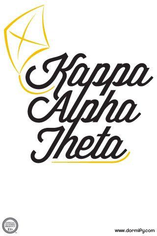 Dormify Exclusive Kappa Alpha Theta Mobile/Desktop