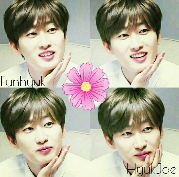 Eunhyuk super junior ❤❤