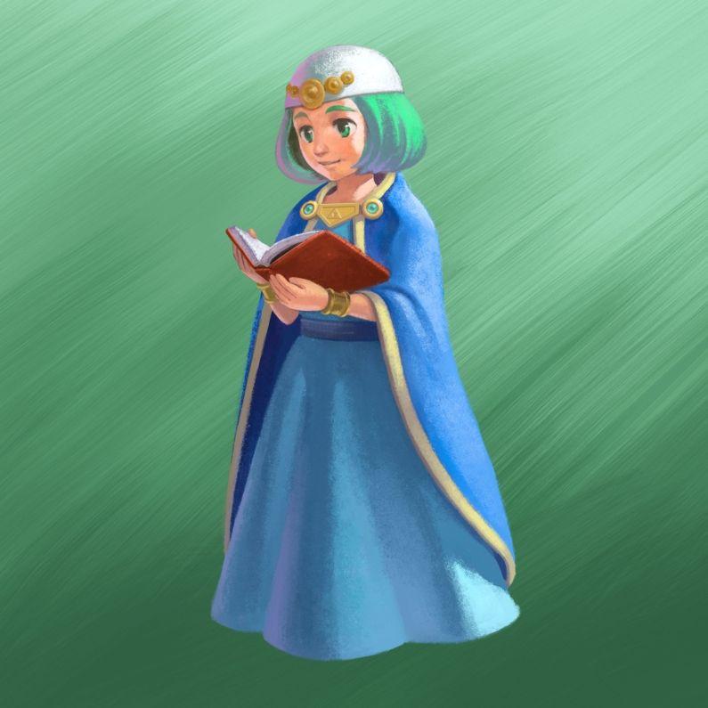 The Legend Of Zelda A Link Between Worlds Concept Art With