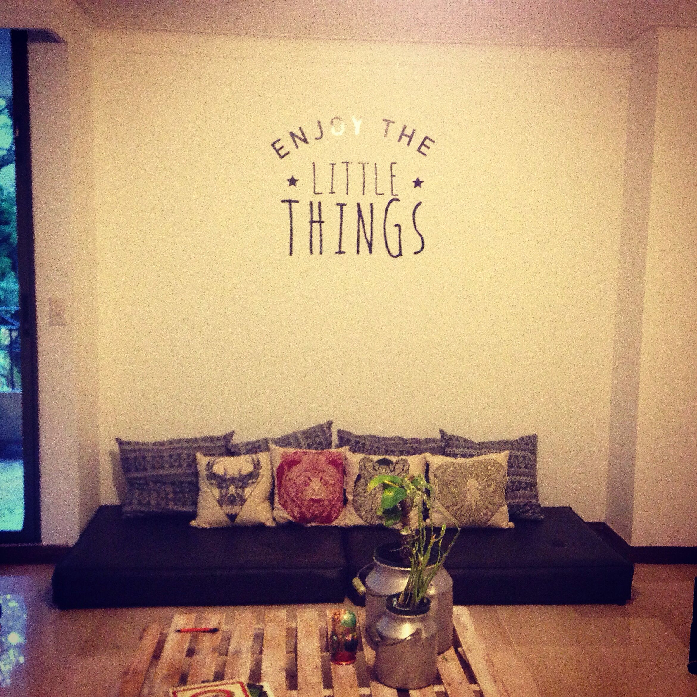 Living room #living #room #quote #design #home #decor | My Home ...