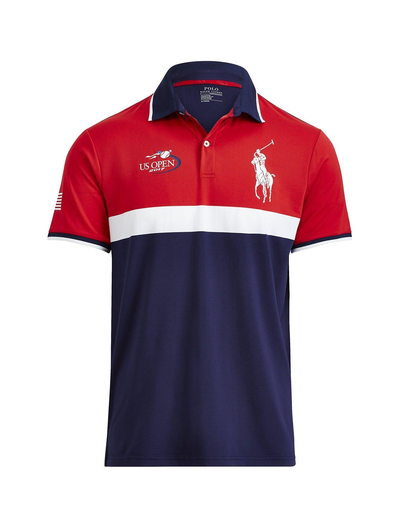 outlet on sale 100% high quality official site RALPH LAUREN Polo Ralph Lauren US Open Ball Boy Polo Shirt ...