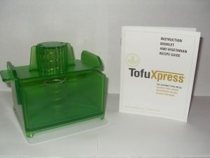 Tofu Xpress Gourmet Food Press I want one of these so bad!! They're too expensive :[