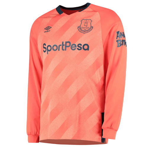 Everton F C Football Club Umbro Away Long Sleeve 2019 20 Futbol Soccer Kit Calcio Shirt Jersey Fussball Camisa Futebol Camiseta Trikot Maillot Maglia Bnwt Maillot Athletic Bilbao