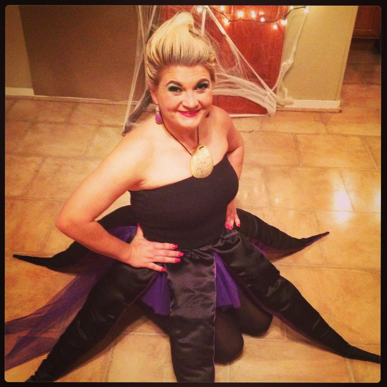 Ursula sea witch costume | Greek Sea Gods and Goddess Costumes ...