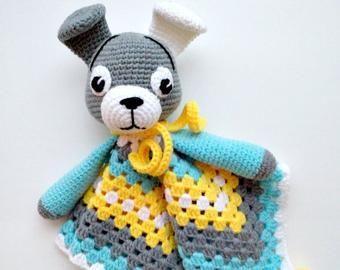 PATTERN Crochet Security Blanket Crochet Lovey Pattern Cow Amigurumi Crochet Pattern PDF file patter #crochetsecurityblanket PATTERN Crochet Security Blanket Crochet Lovey Pattern Cow | Etsy #crochetsecurityblanket