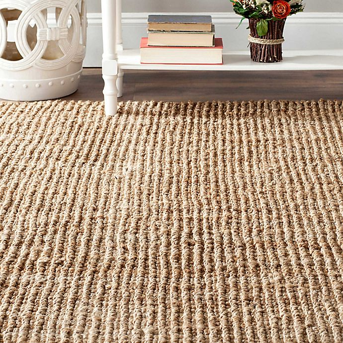 Safavieh Natural Fiber Mallory Jute Area Rug Bed Bath Beyond Natural Fiber Area Rug Natural Fiber Rugs Area Rugs