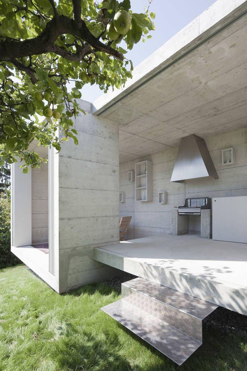DREIER FRENZEL ARCHITECTURE + COMMUNICATION - 002 Pavillon Confignon ...