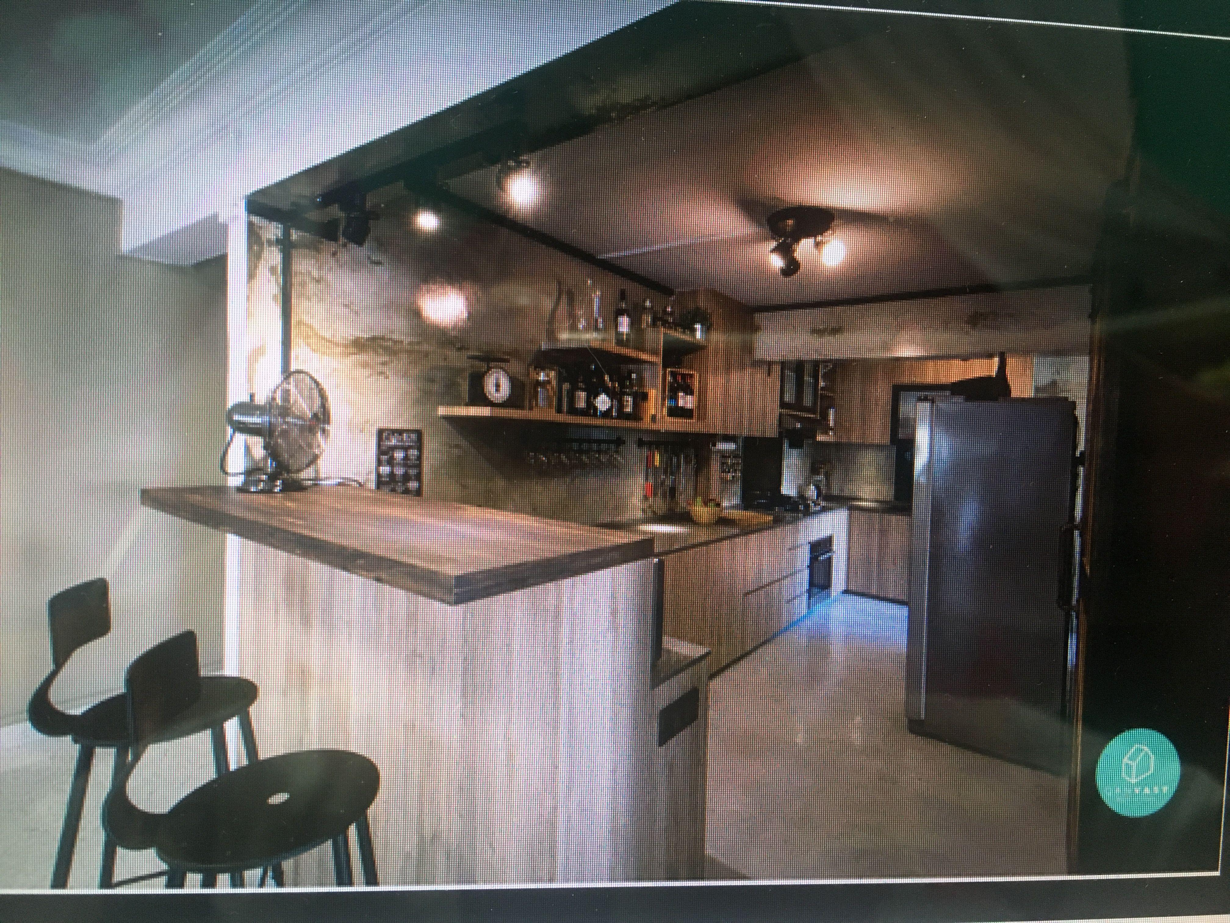 Wunderbar Kleine Offene Konzept Küche Und Esszimmer Fotos - Küchen ...