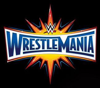 Wrestlemania 33 In Orlando Florida Wrestlemania Logo Wwe Logo Wrestlemania