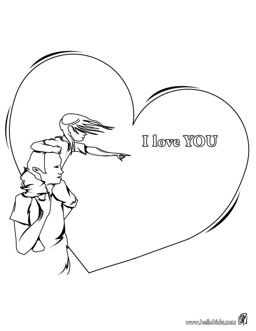 I Love You Boyfriend Coloring Pages In 2020 Love Coloring Pages Puppy Coloring Pages Bunny Coloring Pages
