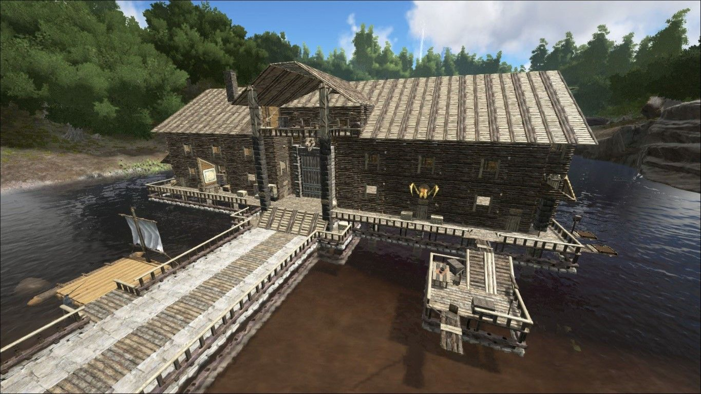 Wow a lot work went into this awesome work saxen game ark wow a lot work went into this awesome work saxen game ark pinterest survival gaming and video games malvernweather Choice Image