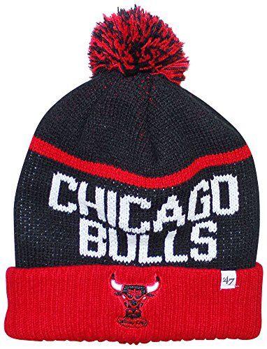 47e07e720c6 Chicago Bulls Abomination Knit Hats