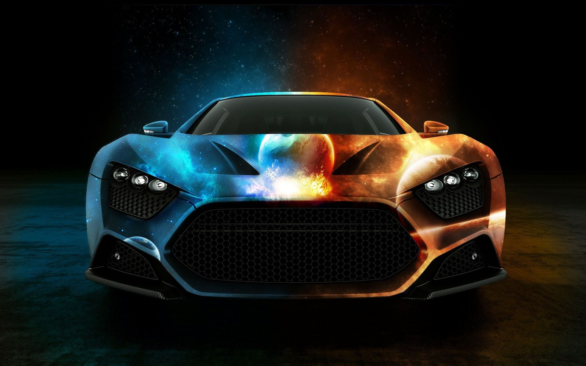 Zenvo St1 Special Effect Hd Wallpaper Cool Car Pictures Sports Car Wallpaper Car Backgrounds