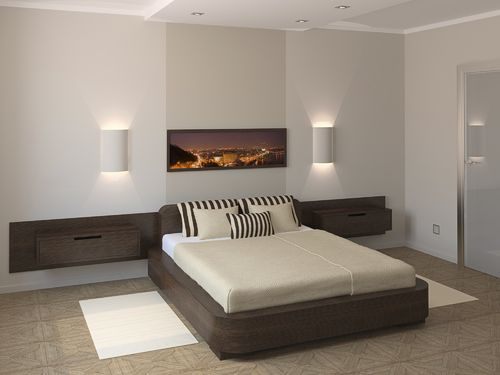 Univers deco chambre adulte marron d coration chambre for Exemple de deco chambre adulte