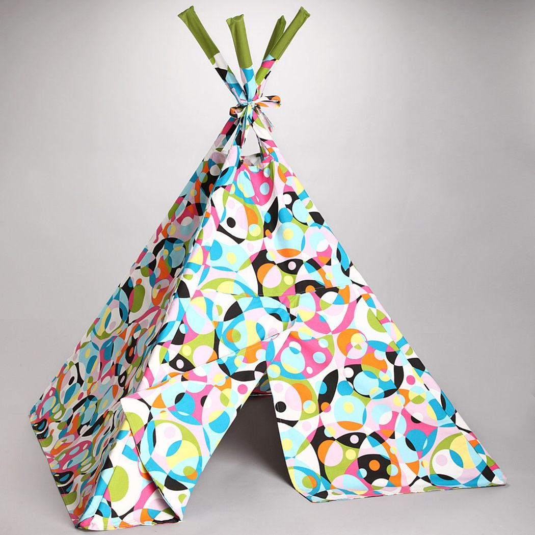 Modern Chic Teepee at Jack and Jill Boutique
