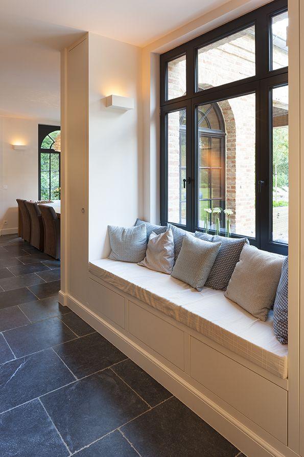Magnus villa\'s   villabouw – renovatie – interieur   zitkamer ...