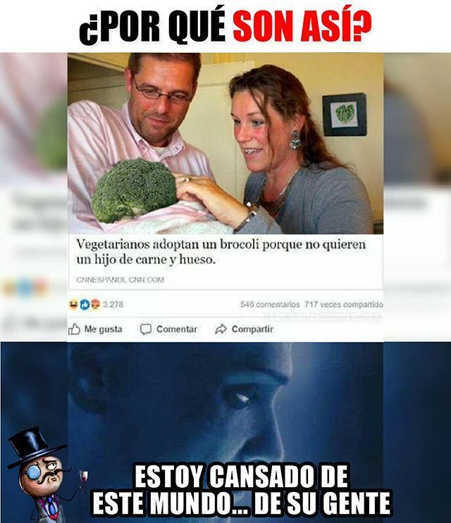 Aunque Usted No Lo Crea Fail Vegetarianos Funny Spanish Memes Stupid Memes Funny Memes
