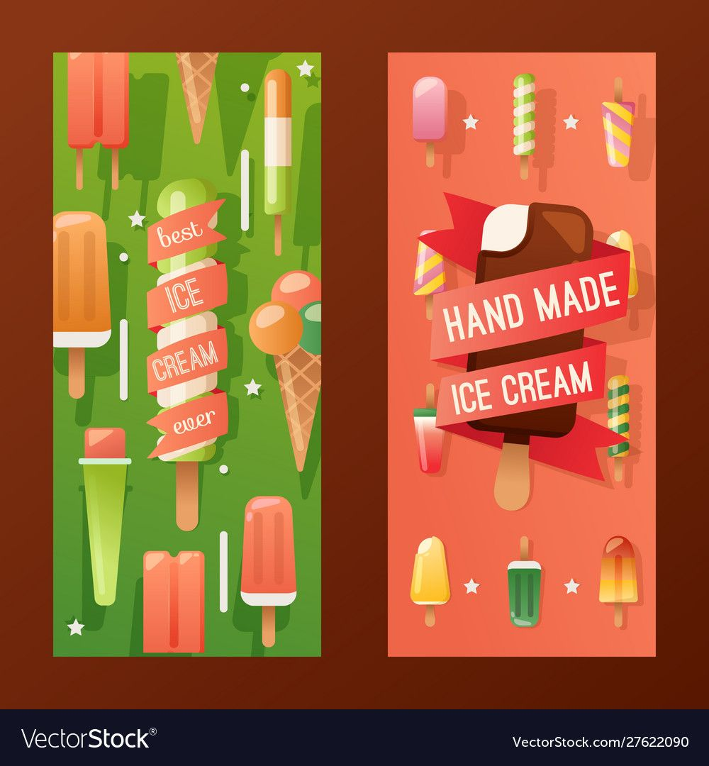 Download Ice Cream Store Banner Royalty Free Vector Image Aff Store Banner Ice Cream Ad Store Banner Globe Logo Banner Vector