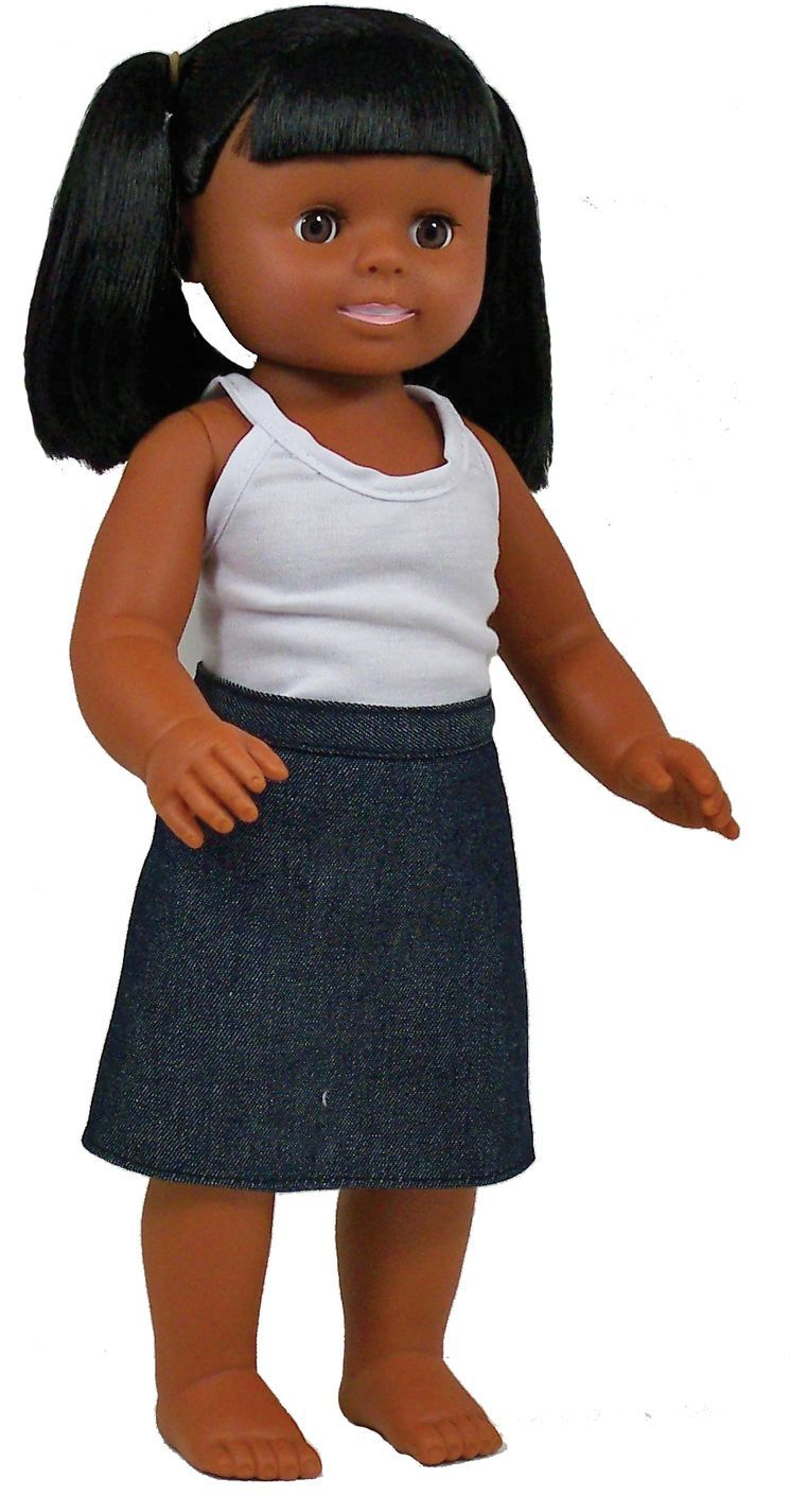 African American Girl Doll. Got this for little one Xmas