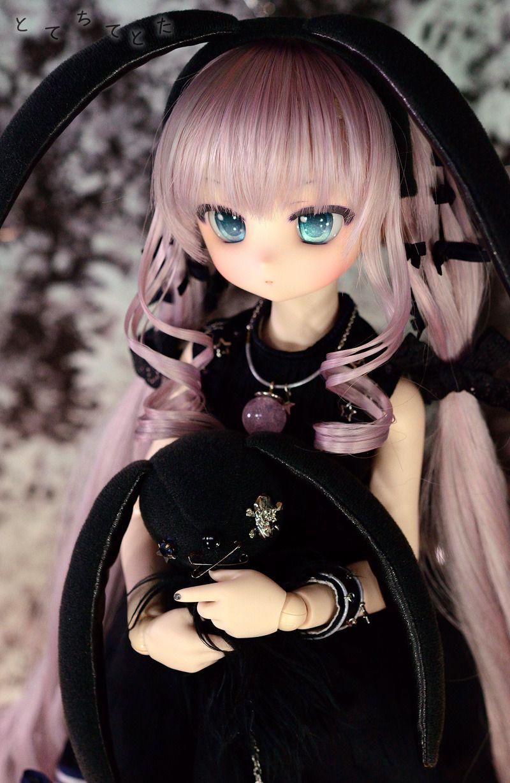 Kawaii anime doll bjd smart doll ball jointed dollfie dream