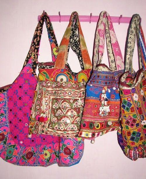 Indian Desert Bags