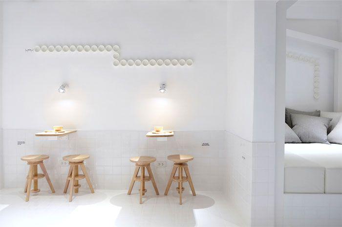 Milk Bar Decor By Thaipan Studio Restaurant Interior Design