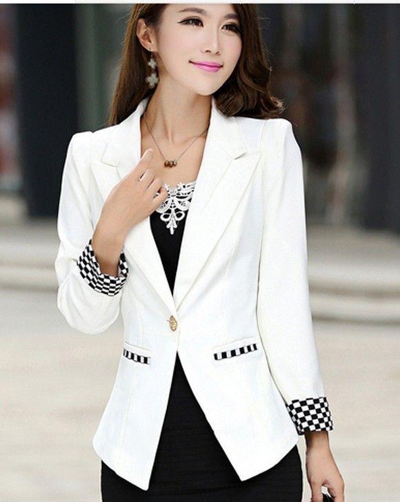 blazer para damas 2015 - Buscar con Google Moda Para Mujer 927991d48156