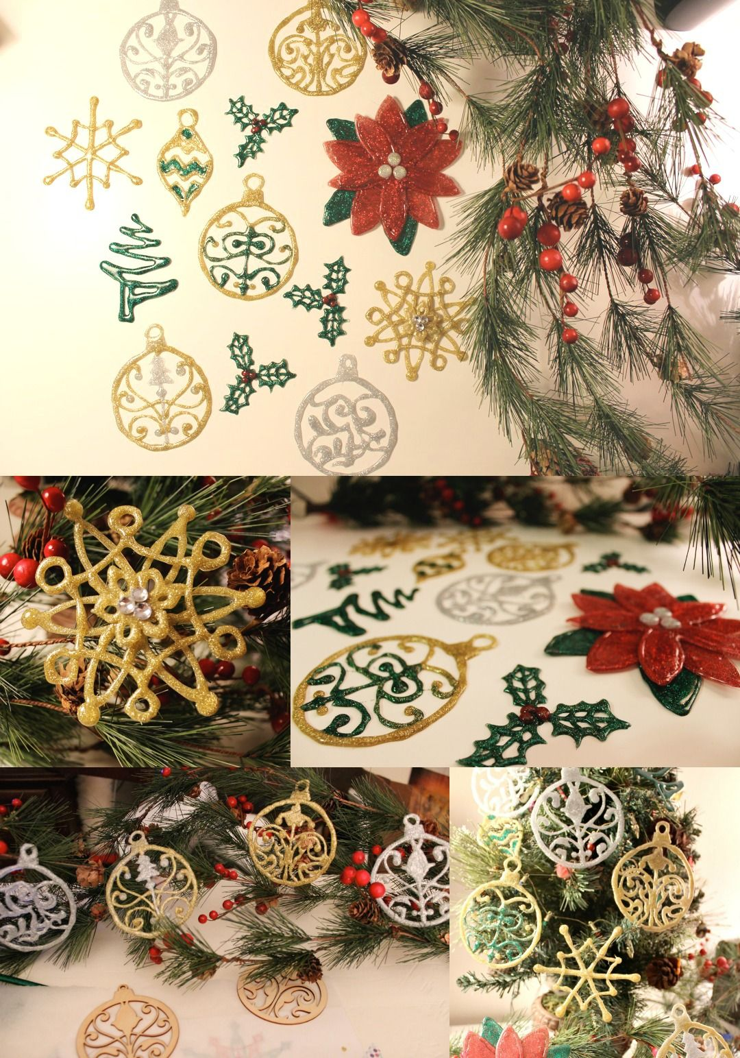 Pin On Christmas Ornament Ideas