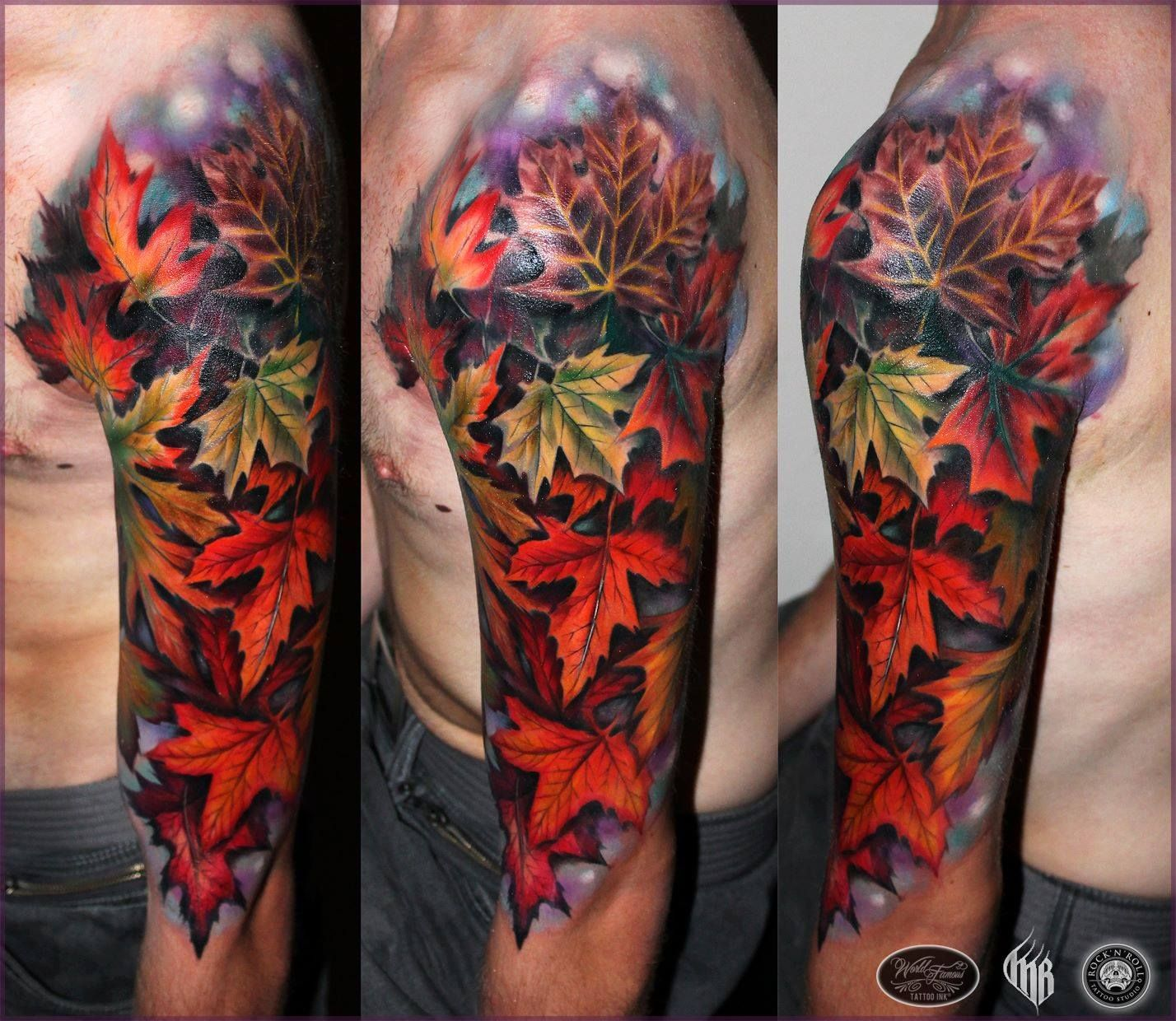 Krzysztof Stefan Baksymilian Tattoos Tattoos Autumn Tattoo Winter Tattoo