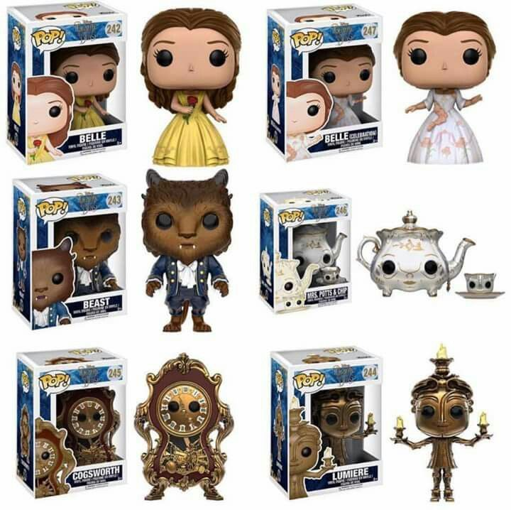 Not A Big Disney Pop Collector But I Love The Belle Pops And She S A Great Role Model Funko Pop Dolls Pop Figurine Pop Toys