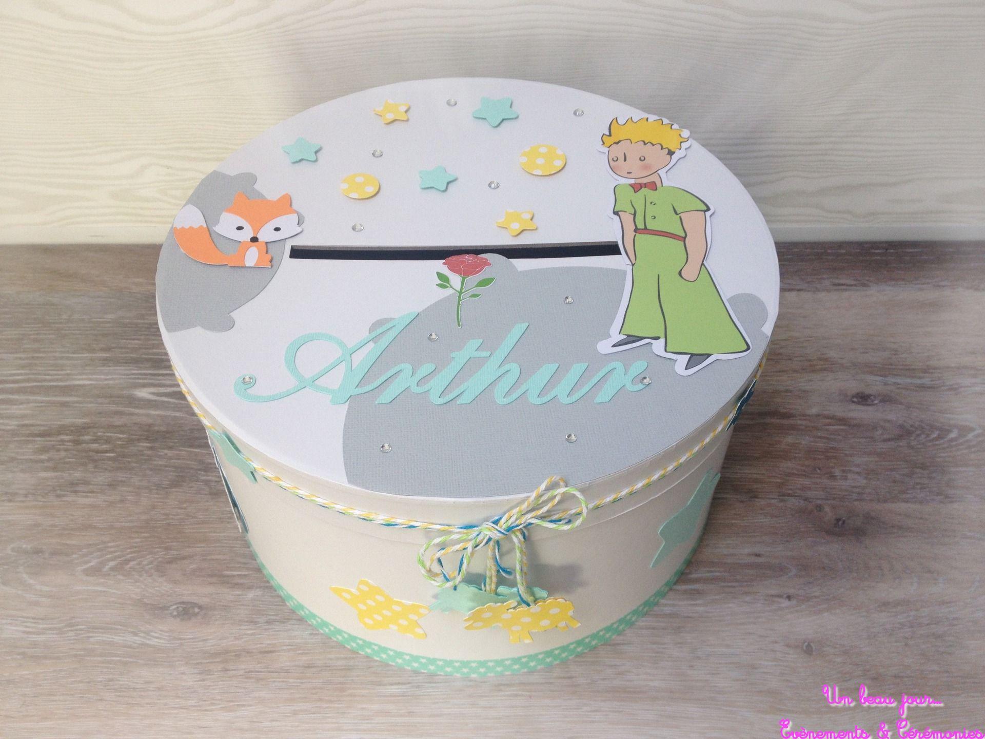 Personnalisé Bébé Baptême Nom Jour Cake Topper Garçon Fille Baptême