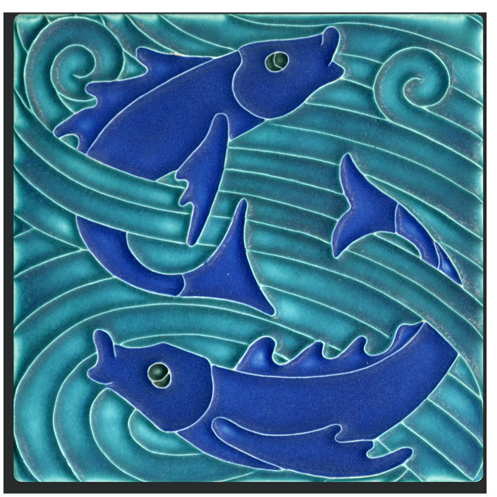 This iconic art nouveau motif is part of a graphic series that this iconic art nouveau motif is part of a graphic series that appeared in keramic studio art tilesceramic dailygadgetfo Choice Image