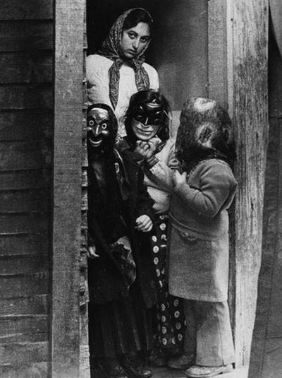 birikforever:    Anna Maria Casarosa - Carnevale povero, 1970