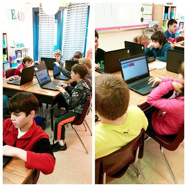 Working hard on our informational storyboard research via Google Classroom! #iteachfifth #teachersfollowteachers #teachersofinstagram #googleclassroom