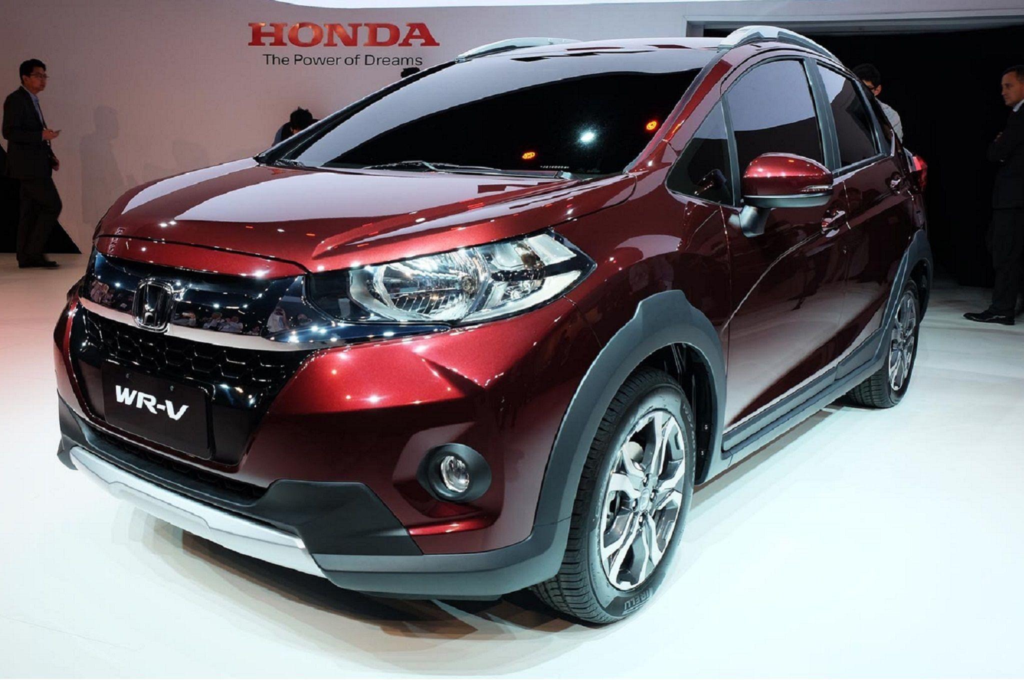 Mobil Crossover Terbaru Besutan Honda Mobil, Suv, Honda