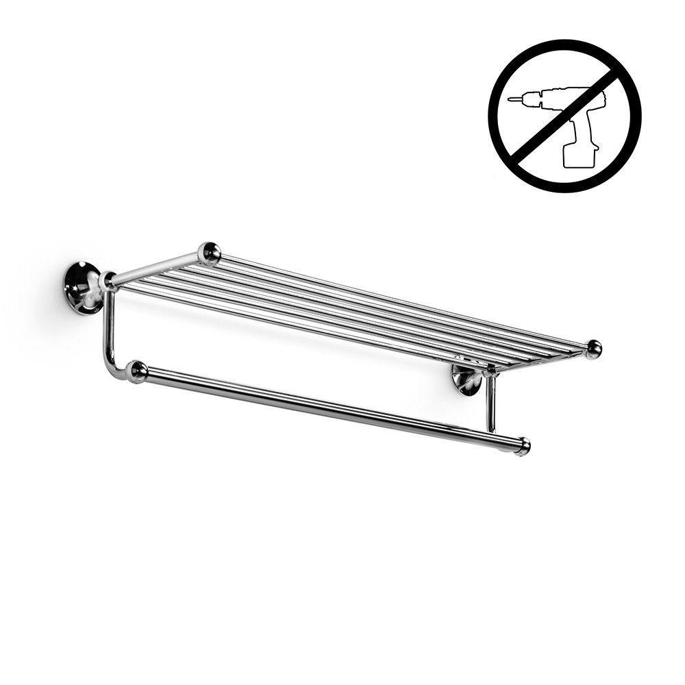 Venessia Self-Adhesive Wall Shelf | Adhesive, Wall mount and Products
