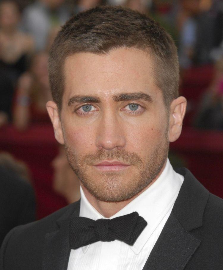 Jake Gyllenhaal Frisuren Herren Buzz Cut Deckhaar Lang Hairstyles