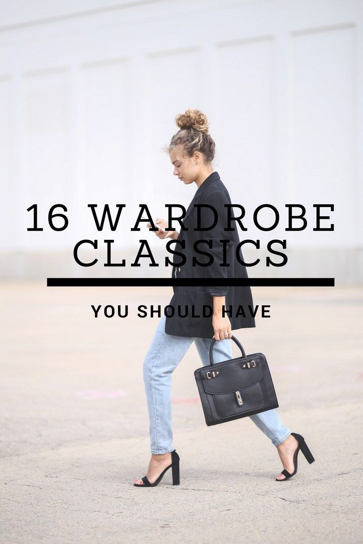 Photo of Do You Have These Wardrobe Classics? – MY CHIC OBSESSION