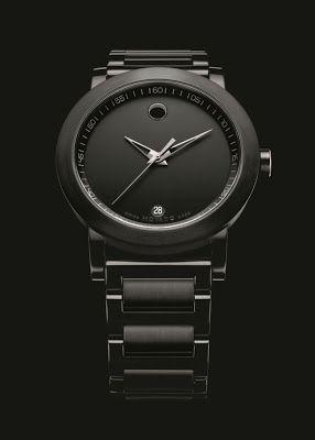 8f95b2f15f0b0 Movado Museum Sport All Black