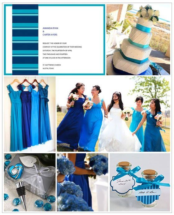 C Teal And Royal Blue 10 Of The Best Colors That Go With Everafterguide