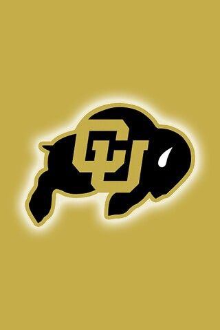 Go Buffs Buffalo Logo Colorado Buffaloes University Of Colorado Boulder
