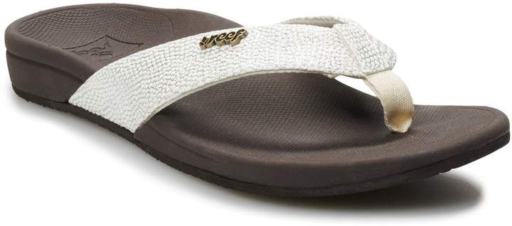a3741ec9df9b Reef Ortho-Spring Women s Flip Flop Sandals