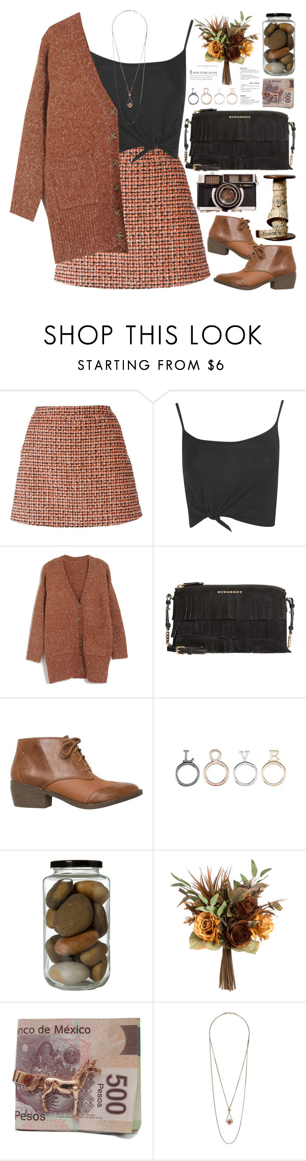 """""""2172. Old-fashioned Romance"""" by chocolatepumma ❤ liked on Polyvore featuring dVb Victoria Beckham, Boohoo, Burberry, BC Footwear, Topshop, women's clothing, women, female, woman and misses"""