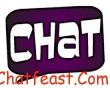 Live chat room with single