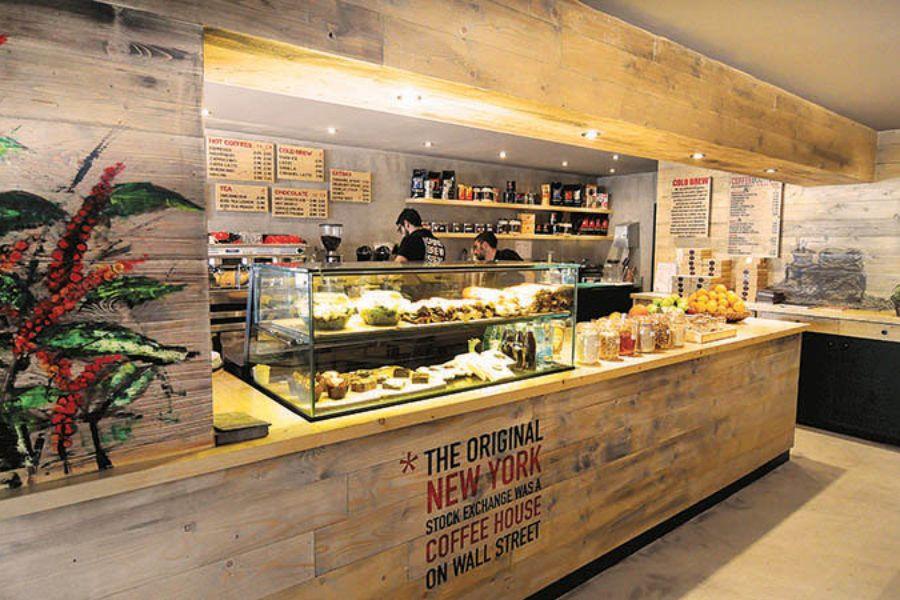 Coffeehouse TasteHabitat Timagia, Larnaca Cyprus