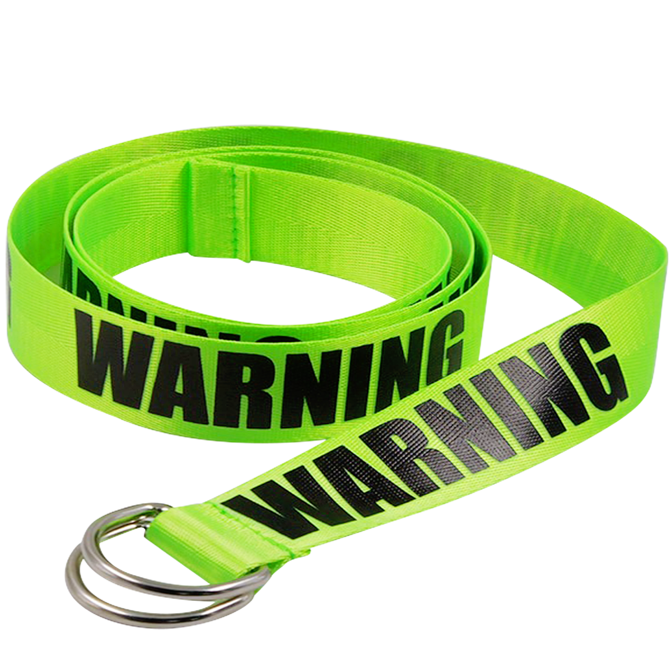 Warning Belt In Safety Green
