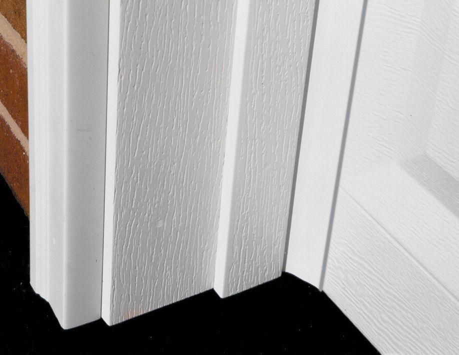 How To Fix Stuff: Replacing Garage Door Trim To Last For Years
