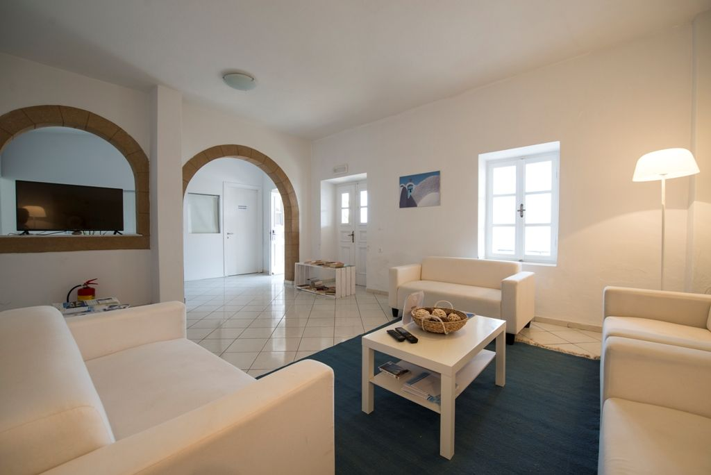 A cozy atmosphere will add to your vacations the appropriate dose of familiarity.   #silver #silverbeach #grikos #patmos