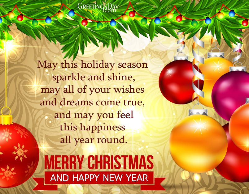 Christmas Pics, Cards, GIFs with greeting Messages, Quotes and - christmas greetings sample
